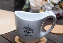 Andhika & Bunga by Mug-App Wedding Souvenir