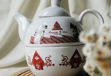 Wedding Ammar & Vira by Mug-App Wedding Souvenir