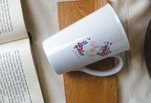 Mug Kafelate by Mug-App Wedding Souvenir
