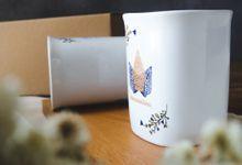 The Wedding Of Arina & Agung by Mug-App Wedding Souvenir