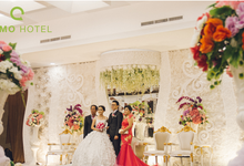 Marina & Djulianto Wedding by Lemo Hotel