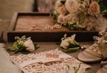 Gerry & Kara Wedding Day by Enfocar
