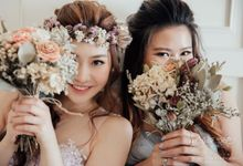 BFF Photoshoot by Cang Ai Wedding