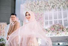 The Wedding of Gita & Revan by AKARI.PRODUCTION