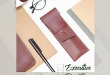 Executive Pen Case by McBlush Merchandise Service by Mcblush Merchandising Service