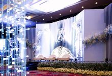 Wedding of Shelly & Zafran by Indonesia Convention Exhibition (ICE)