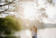 Pre-wedding of  Leon & Kai Xuan by Natalie Wong Photography
