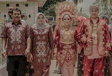 traditional wedding of minang kabau by Artdam Photography
