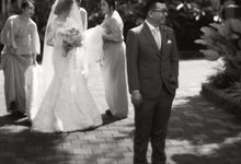 Jie & Ivana The Wedding by Namasa Portraire