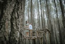 Prewedding Ayuwening Dan Fikri by colorful photo cinema