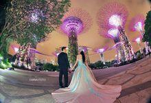 Hapitwan & Debby Susanto Prewedding by Diana Photo