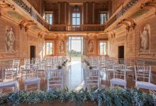 Summer Wedding by Villa Mosconi Bertani