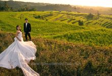 A + A Pre Wedding Journey to World Heritage Site of Jatiluwih by carpediemincbali