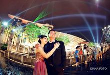 Hapitwan & Debby Susanto Prewedding by Diana Photo