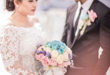 Alfons + Anastasia Wedding by Wedding Factory