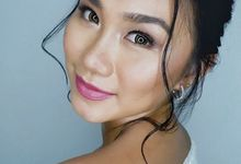Lorhen Bridal Shoot by Makeup By Laya Guia