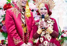 Wedding Day of Naqib and Ifat by Alfka Photography