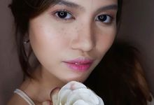 Sherilyn Bridal Shoot by Makeup By Laya Guia