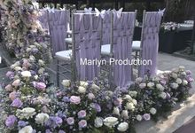 Purple Bulgari Wedding by Marlyn Production