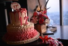 17th Sweet Jocelin's Birthday by Yulika Florist & Decor