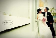 Love from the First Sight by Motion Photography Bali