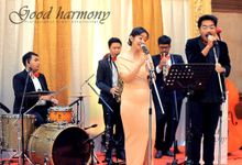 Eki & Wano Wedding Reception by Good Harmony
