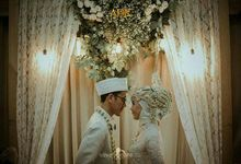 Ulfa & Rendy Wedding by Save The Date co. Organize