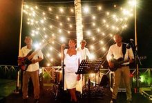 Lucky Aces 4 pieces band by Lucky Aces Acoustic Bali