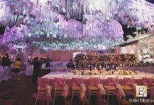 The Wedding of Budiyarto & Pearlyn by Eden Design