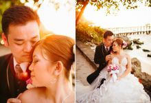 Tie The Knot - Echa & Teddy by Bali Blessing Organizer
