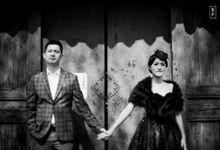 Albert & Fedora Prewedding by Bernardo Pictura