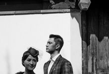 Albert & Fedora Prewedding by Bernardo Pictura