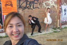 Beautiful Perth Destination Pre-wedding Photoshoot by Angel Chua Lay Keng Makeup and Hair