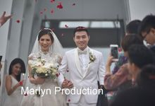 The Wedding Of Zhi Hui & Amanda by Marlyn Production