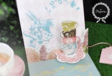 Tea Party Themed by The Paperie