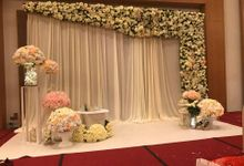 Kuala Lumpur Wedding Decorations by MEB Entertainments