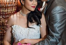 BRIDAL Hair and Makeup by Ana Isip (Makeup By Ana Isip)