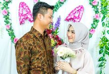 Engagement Day of Andira and Ardila by Alfka Photography