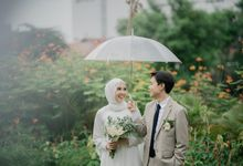 The Intimate Wedding Of Difa & Kanzi by Armadani Organizer