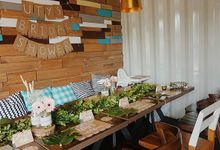 Bridal Shower Decoration by Puppa Project
