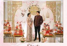 Sangjit of Kevin&Vania by Box_sangjit.id