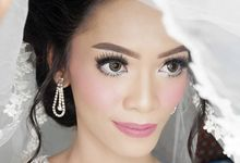 WeddingPackages by WINONA (Klien: Margaretha) by Winona Makeup & Bridal