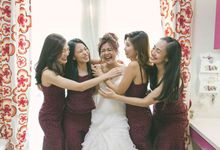 Wedding Day | Mandarin Orchard by Awesome Memories Photography