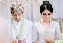 SASHA & YUDHA WEDDING by Thepotomoto Photography