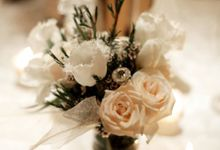 'Eloquence' by Tea Rose Wedding Designer