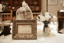 'Eloquence' by Tea Rose Wedding Designer