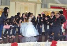 The Wedding Yopiyan & Grace Laurensia, 9 Nov 2014 by Red Hat Organizer