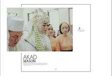 the wedding sundanese of wulan & taufiq by Akila Photography