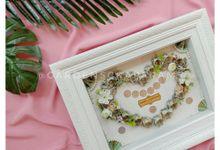 MAHAR LOVE - LENNA & HANDOKO by Garden Scrapframe