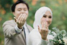 The Intimate Wedding Of Difa & Kanzi by Armadani Organizer
